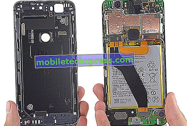 Huawei Nexus 6P steckt im Google Screen-Problem und anderen damit verbundenen Problemen