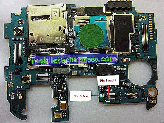 Felsökning av högtalare, mikrofonproblem med Samsung Galaxy S4