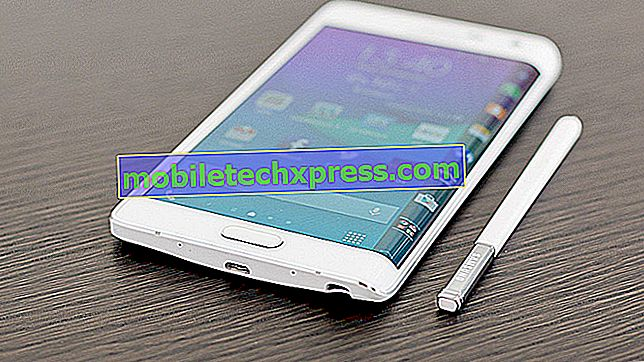 Obrazovka Samsung Galaxy Note 5 neodemkne problém a další problémy