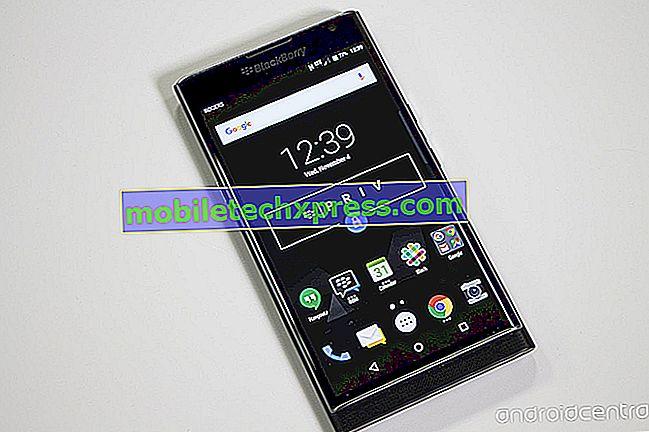 AT & T sbloccato BlackBerry Priv per ottenere gli aggiornamenti direttamente da BlackBerry