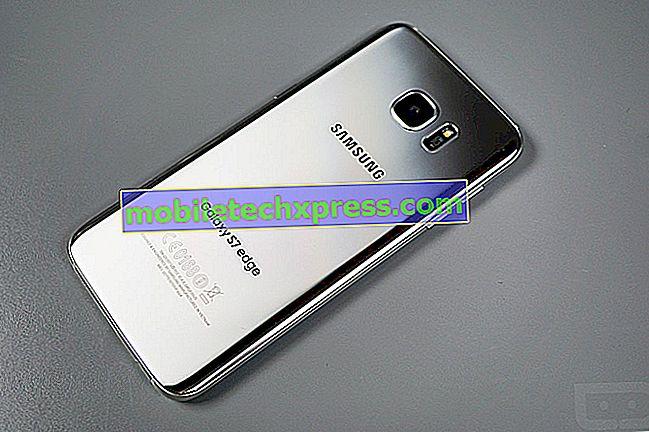 Galaxy S7 edge จะไม่ดาวน์โหลดแอพหลังจากติดตั้งการอัปเดตปัญหาอื่น ๆ
