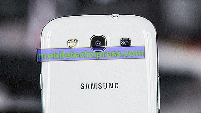 Rešitve za Samsung Galaxy S3 Apps Težave [1. del]