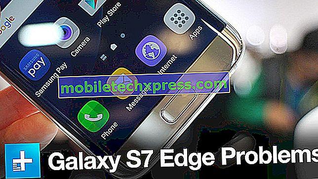 Cómo solucionar problemas de la aplicación Samsung Galaxy S7 Edge
