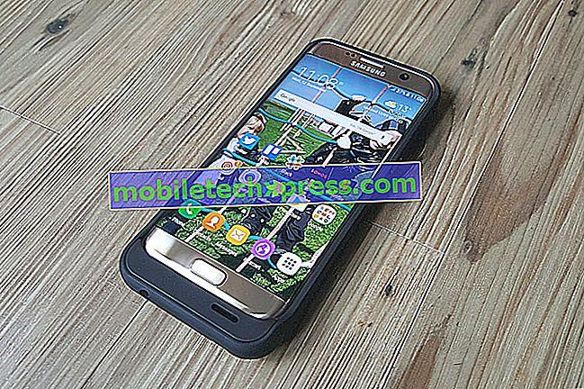 Batterie clignotante pour Samsung Galaxy S7 en cas de problème de charge et autres problèmes connexes