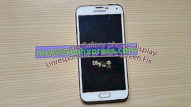 Как да се определи Samsung Galaxy J3 е Unresponsive