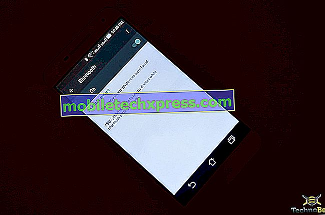 Как да се определи Galaxy Note9 Bluetooth няма да сдвоите проблем