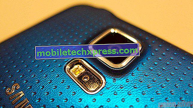 Lỗi Samsung Galaxy Note 9: Thật không may, Camera đã dừng