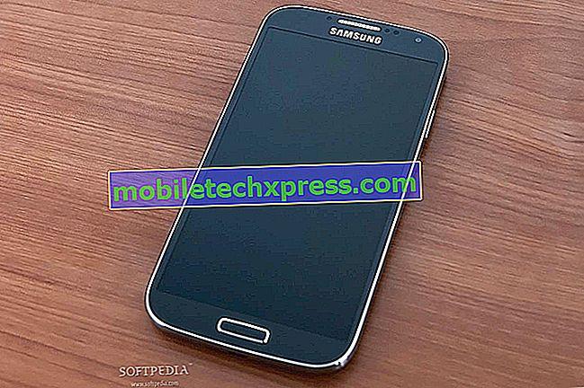 Fix für Probleme mit dem Samsung Galaxy S4-Netzwerk