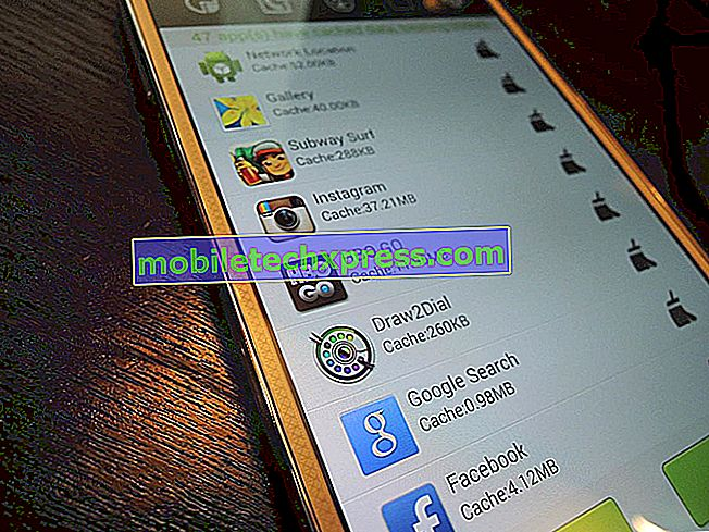 Samsung Galaxy Note 2 draait bijna op geheugen [Oplossing]
