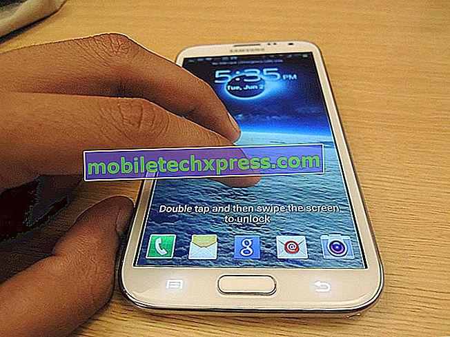 So beheben Sie das Samsung Galaxy J7 Display reagiert nicht auf Berührung