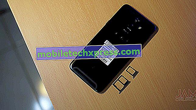 Come correggere Samsung Galaxy A6 non riconoscendo la scheda MicroSD