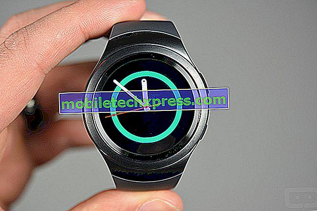Samsung vyslal novou aktualizaci pro zařízení Gear S2