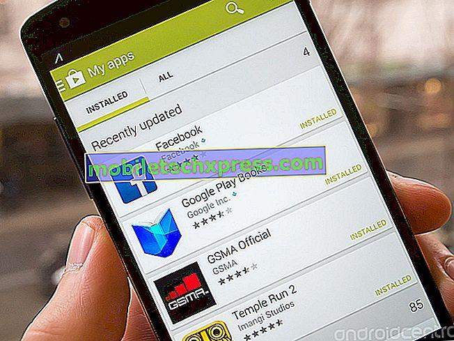 Probleme mit dem Galaxy S3 beim Herunterladen von Apps von Google Play