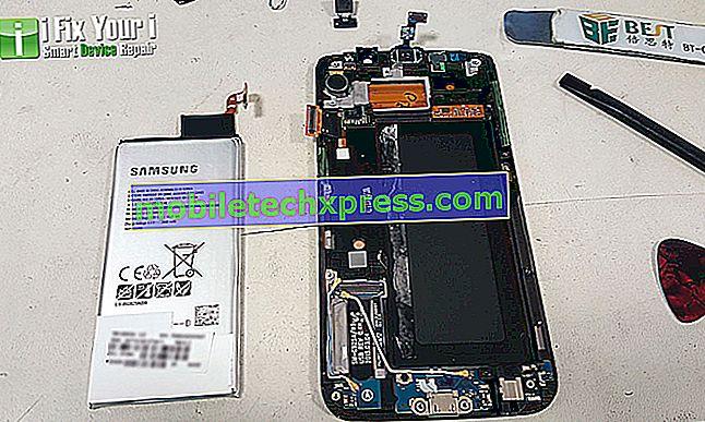 Galaxy S6, S6 Probleme und Lösungen für den Randwasserschaden