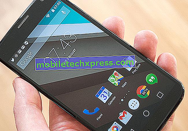Motorola thử nghiệm bản cập nhật Android 5.1 cho Moto X thế hệ đầu tiên