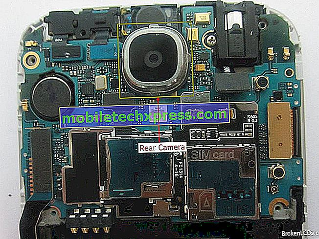 Formas de arreglar el problema de la cámara fallida en el Samsung Galaxy S4