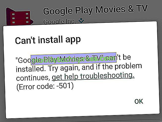 """Jak opravit úložiště obchodu Google Play """"Chybný soubor je neplatný"""""""