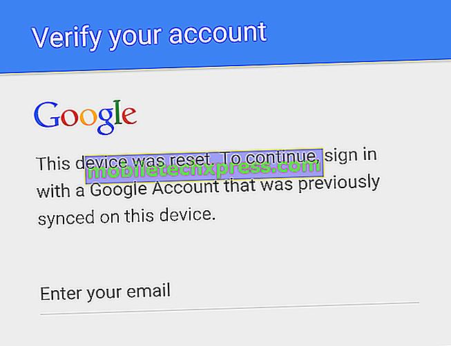 Comment éviter la vérification de compte Google FRP (Factory Reset Protection) en 2019