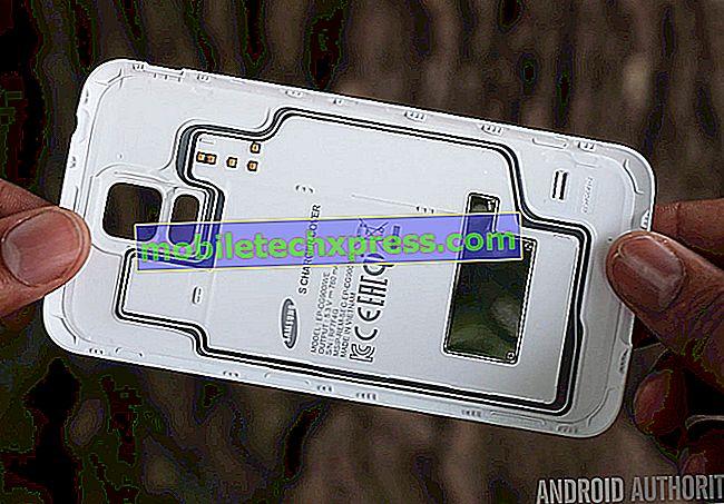 Samsung Galaxy S5 ne polni