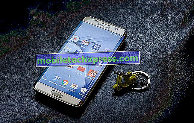 Galaxy S7 edge no se cargará correctamente después de una actualización
