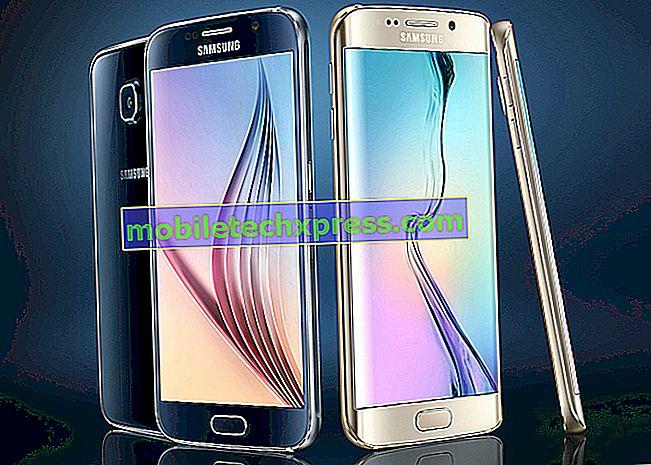 """""""Samsung Galaxy S6"""" ekranas išjungia problemą ir kitas susijusias problemas"""