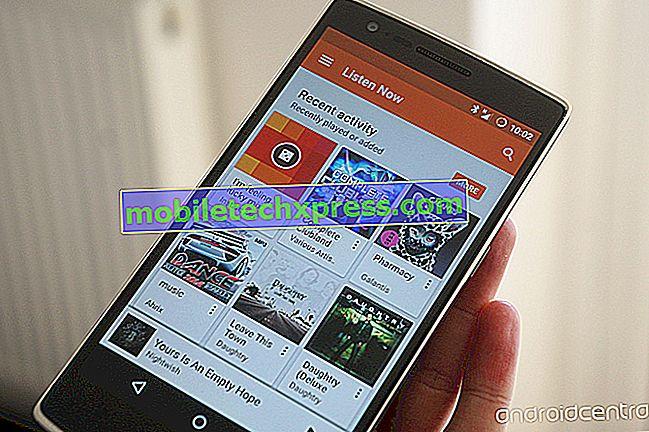 Posodobitve storitev Google Play omogočajo podporo za samodejno delovanje telefona Samsung Galaxy S6