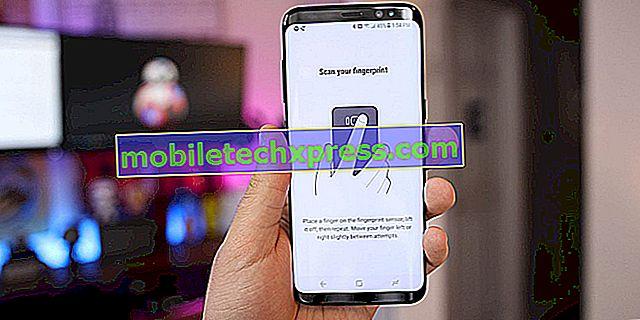Išspręsta Samsung Galaxy S9 Nr