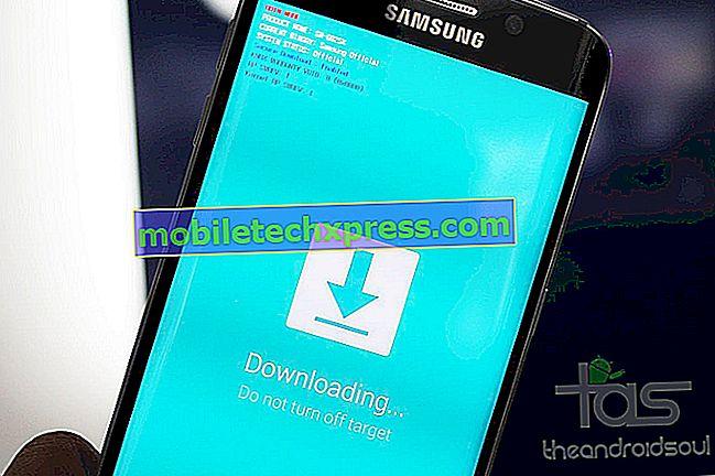 Samsung Galaxy S6 FRP Låsemission og andre relaterede problemer