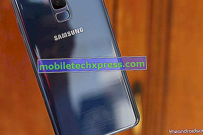 Løsninger til Samsung Galaxy Note 5 notifikationer og lydrelaterede problemer