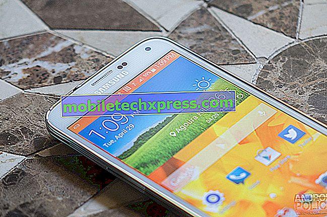 AT&T LG G3 dobi posodobitev s tovarniško zaščiteno zaščito pred ponastavitvijo