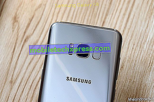 Sådan Fix Samsung Galaxy Note 9 Software Update kan ikke afsluttes