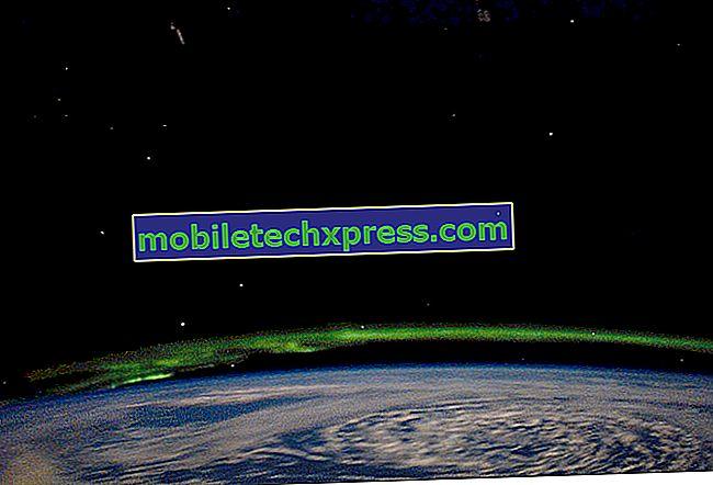 Die Galaxy S8 Google-Suche funktioniert nicht, wenn eine mobile Datenverbindung verwendet wird