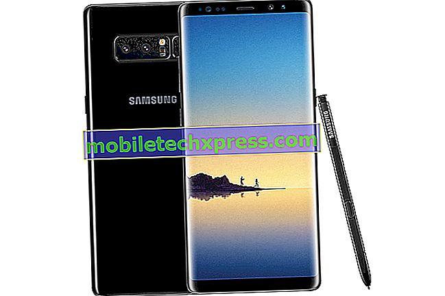 Résolu Samsung Galaxy Note 8 ne charge que lorsque l'écran est éteint
