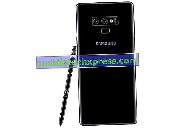 Hur man fixar Samsung Galaxy Note 9 tar för lång tid att ladda