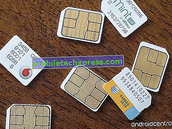 So beheben Sie Google Pixel 3 XL Kein Problem mit der SIM-Karte