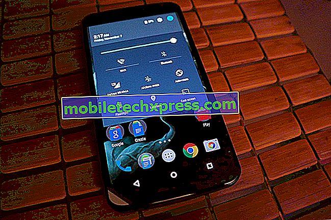 Verizon Galaxy Note 5 mobil veriler T-Mobile şebekesinde kullanıldığında çalışmıyor, diğer konular
