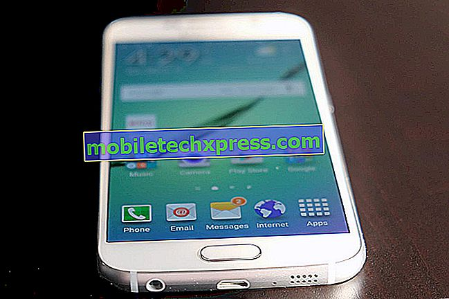 Aplicativos Samsung Galaxy S6 desapareceu da tela inicial, outros problemas do sistema