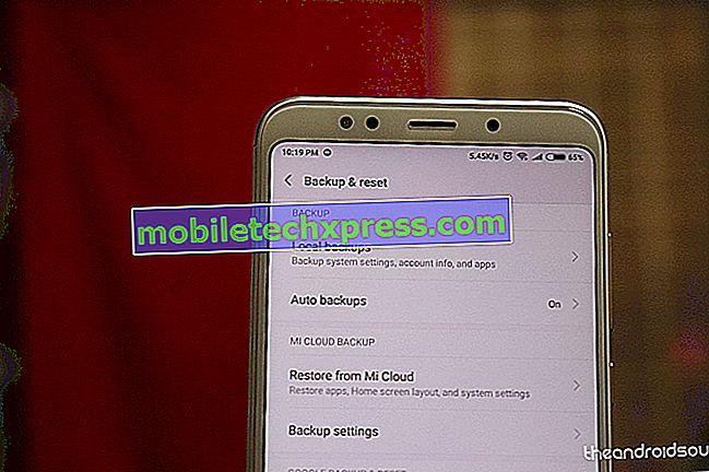 """Išspręsta """"Samsung Galaxy Note 8"""" paleidžiama iš naujo po programinės įrangos atnaujinimo"""
