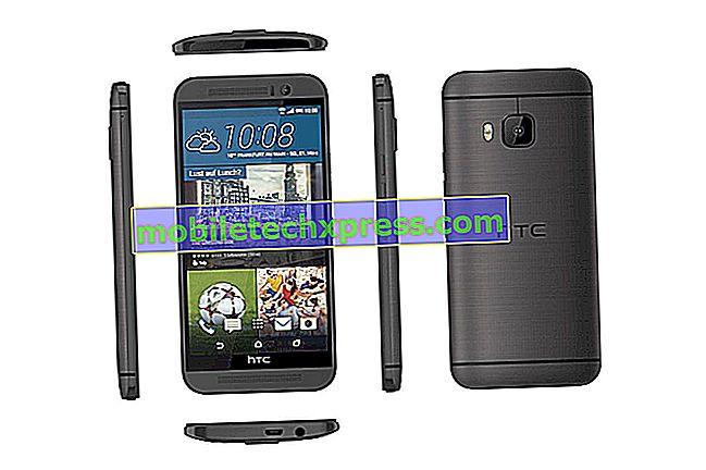 Sprint HTC One M9 mit Marshmallow-Update