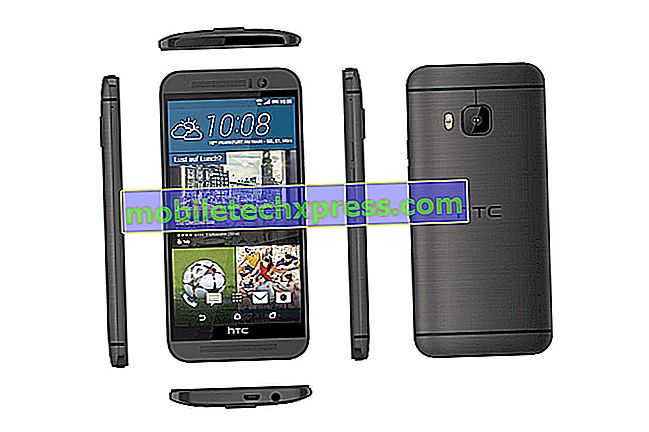 Sprint HTC One M9 modtager Marshmallow opdateringen