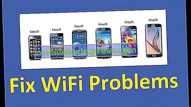 Oprava poznámky Samsung Galaxy 4, která se nepřipojí k vydání Wi-Fi
