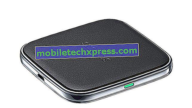 Samsung Galaxy Note 5 résolu ne se charge pas lorsque vous utilisez un chargeur mural