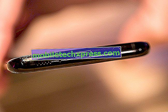 """Išspręsta """"Samsung Galaxy S8 +"""" tik mokesčiai iš kompiuterio USB prievado"""