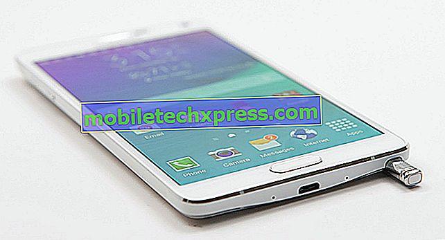 Samsung Galaxy S6 Edge není rychlé nabíjení a další související problémy