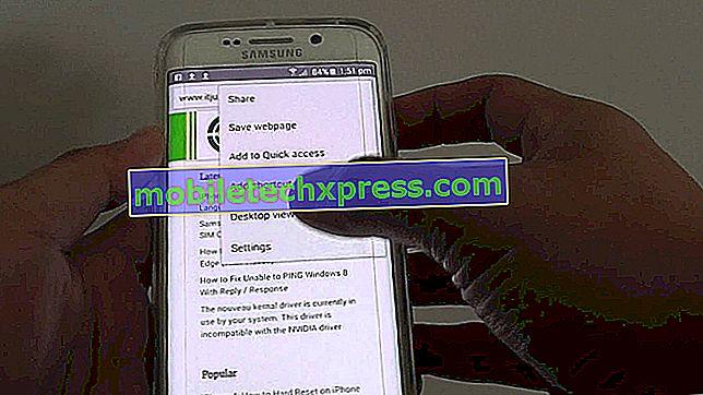 Kako popraviti Samsung Galaxy A9 ohranja Getting Pop-up oglasov