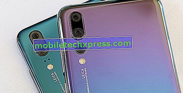 Slik løser du Huawei P20 Pro slår ikke på