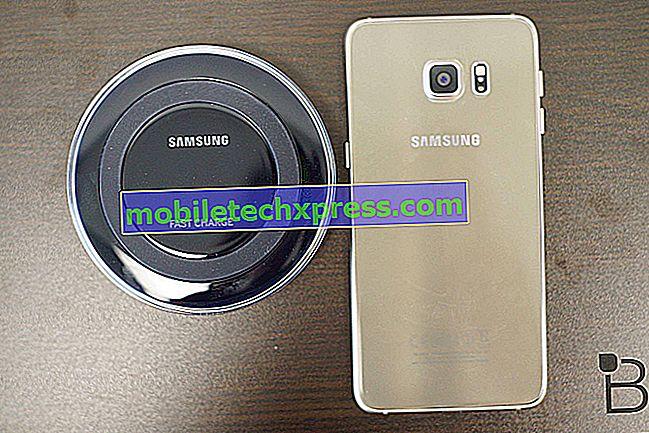"""""""Samsung Galaxy Note 4"""" Greitas įkrovimas neveikia ir kitos susijusios problemos"""