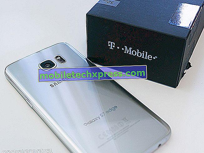 T-Mobile Galaxy S7 a S7 získaly červenou aktualizaci zabezpečení