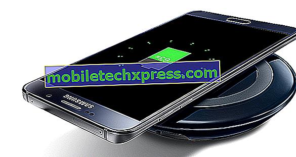 Samsung Galaxy Note 5 غير سريع الشحن اللاسلكي ومشاكل أخرى ذات صلة 2021