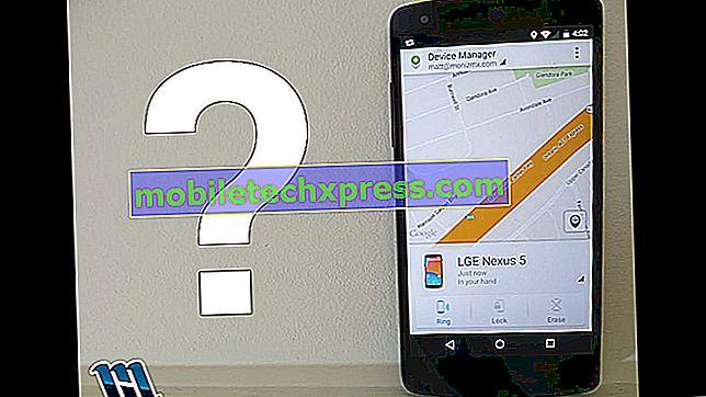Jak zjistit ztracený nebo odcizený telefon Android
